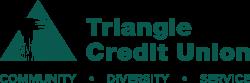 Triangle Core Values Logo Rgb Green
