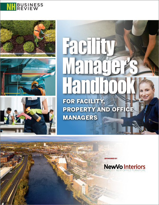 Facility Managers Handbook Cover