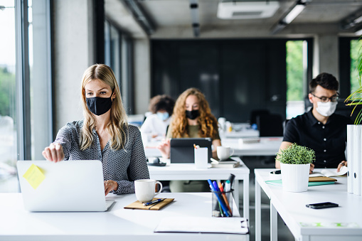 Workplace Masks