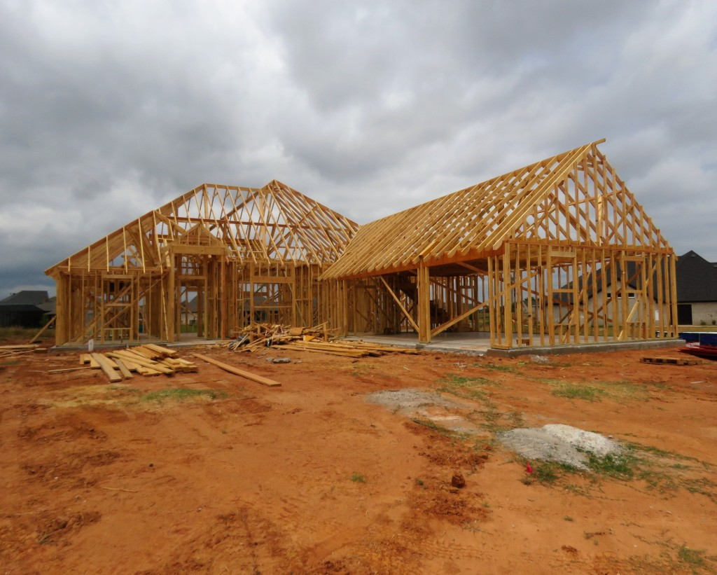House Construction.