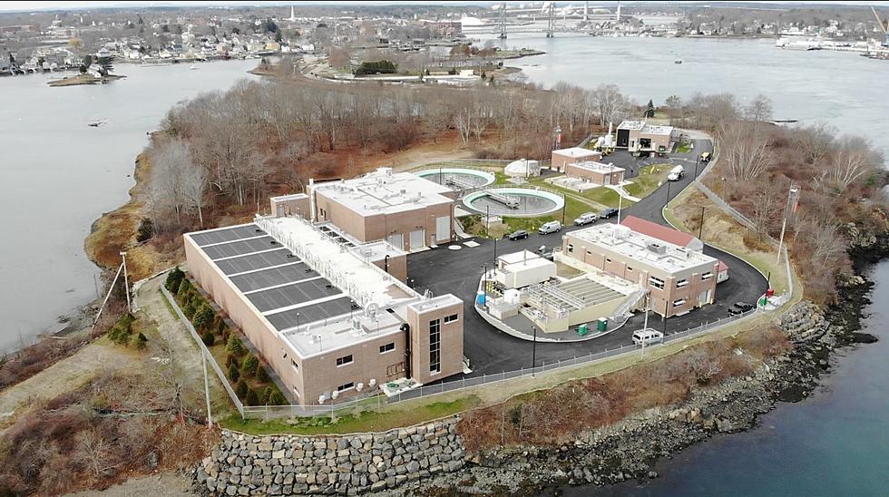Portsmouth Wastewater Facility Peirce Island Portsmouth