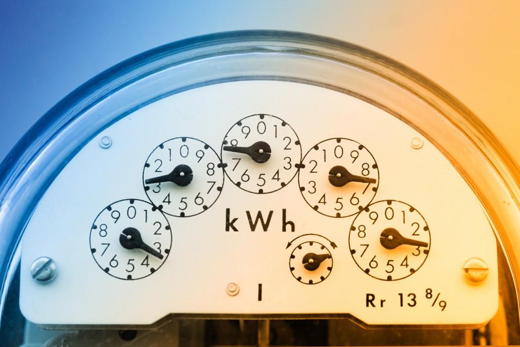 Utility Power Meter