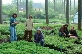Family Owned Nursery Flourishes Nh