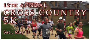 12th Annual Cross Country 5k @ Canterbury Shaker Village | Canterbury | New Hampshire | United States
