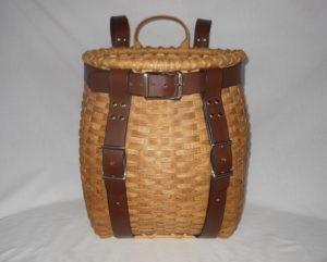 Basketmaking: Adirondack Pack Basket @ Sanborn Mills Farm | Loudon | New Hampshire | United States