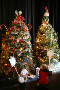21st Annual Festival of Trees @ Exeter Town Hall        