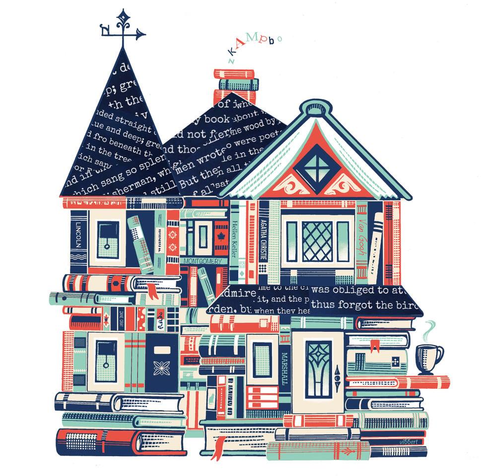 Bookhouse Blu
