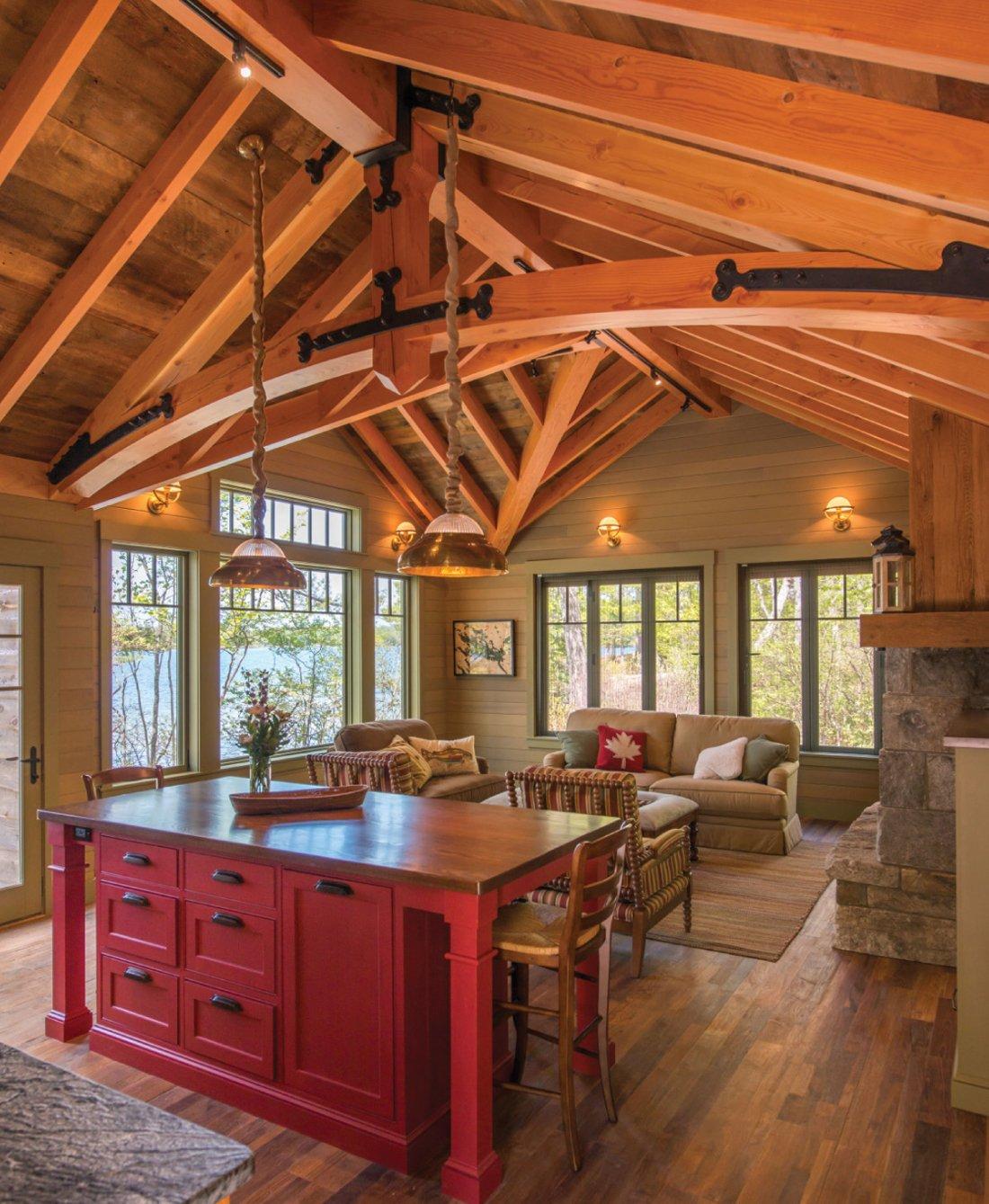 2018 Excellence In Small Home Design Winner: Winnipesaukee