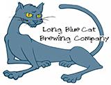 Long Blue Cat