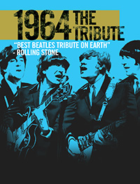 1964 The Tribute - The Music of The Beatles @ The Flying Monkey Movie House & Performance Center |  |  |