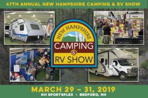 47th Annual NH Camping & Recreational Vehicle Show @ NH Sportsplex |  |  |