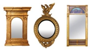 Three Centuries of Mirrors: Reflections Through the Ages @ New Hampshire Antique Co-op | Milford | New Hampshire | United States