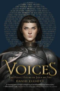 "Author David Elliott Presents ""Voices: The Final Hours of Joan of Arc"" @ Gibson's Bookstore 
