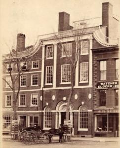 Scripting the Seacoast: John Perrault @ Portsmouth Athenaeum | Portsmouth | New Hampshire | United States