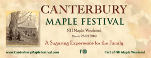 Canterbury Maple Festival @ Canterbury |  |  |