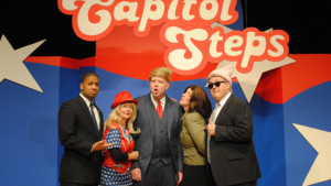 Capitol Steps @ Capitol Center for the Arts |  |  |