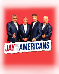 Jay and the Americans @ The Flying Monkey Movie House & Performance Center |  |  |
