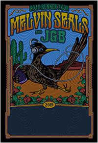 Melvin Seals & JGB @ The Flying Monkey Movie House & Performance Center |  |  |