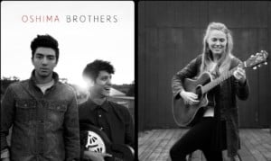 Caroline Cotter and the Oshima Brothers @ North Church of Portsmouth |  |  |