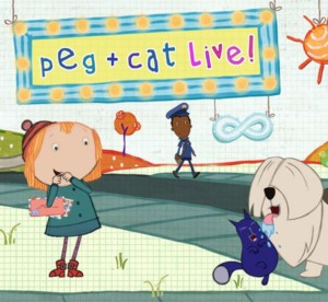 Peg and Cat Live @ Capitol Center for the Arts | Concord | New Hampshire | United States