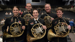 United States Army Field Band @ Capitol Center for the Arts | Concord | New Hampshire | United States