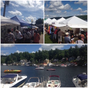 30th Annual Labor Day Weekend Craft Fair at the Bay @ Alton Bay Community House & Waterfront | Alton | New Hampshire | United States