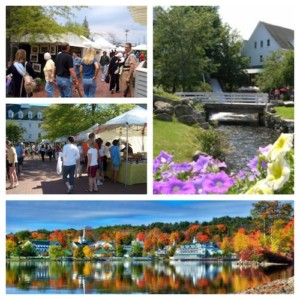 21st Annual Autumn Craft Festival on the Lake @ Mill Falls Marketplace | Meredith | New Hampshire | United States