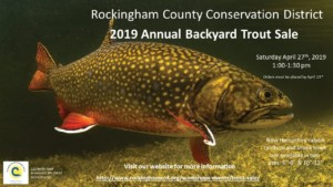 Rockingham County Conservation District Annual Backyard Trout Sale @ Rockingham County Conservation District | Brentwood | New Hampshire | United States