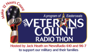 5th Annual Make 12 Hours Count Radio Thon @ Easterseals NH