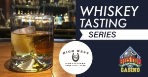 High West Whiskey Tasting @ Boston Billiard Club & Casino | Nashua | New Hampshire | United States