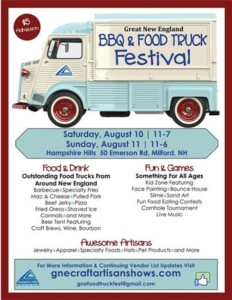 Great New England BBQ and Food Truck Festival @ Indoor/Outdoor at Hampshire Dome | Milford | New Hampshire | United States