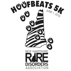 Hoofbeats 5K - NH Rare Disorders Association @ NHTI | Concord | New Hampshire | United States