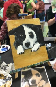 Paint Your Pet @ The Canvas Roadshow | Bedford | New Hampshire | United States