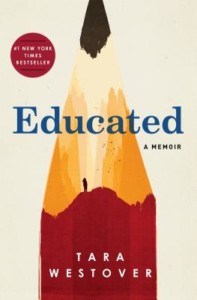"""Gibson's Book Club reads """"Educated: A Memoir"""" by Tara Westover @ Gibson's Bookstore 