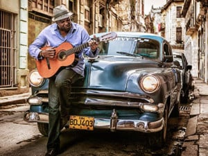 Adonis Puentes and the Voice of Cuba Orchestra @ The Colonial Theatre | Bethlehem | New Hampshire | United States
