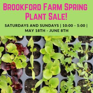 Brookford Farm Spring Plant Sale @ Brookford Farm | Canterbury | New Hampshire | United States