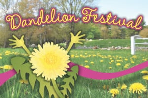 2nd Annual Dandelion Festival @ Remick Country Doctor Museum & Farm | Tamworth | New Hampshire | United States