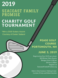 Seacoast Family Promise Charity Golf Tournament @ Pease Golf Course | Portsmouth | New Hampshire | United States