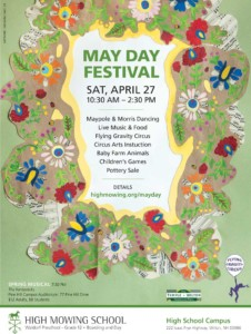May Day Celebration @ High Mowing School | Wilton | New Hampshire | United States