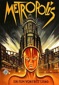 "Silent Film Series ""Metropolis"" @ The Flying Monkey 