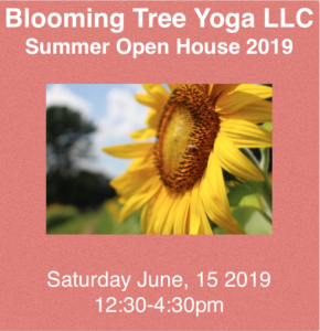 Summer 2019 Open House @ Blooming Tree Yoga LLC | Concord | New Hampshire | United States