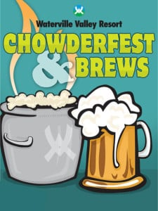 30th Annual Chowderfest and Brews @ Waterville Valley Town Square | Waterville Valley | New Hampshire | United States