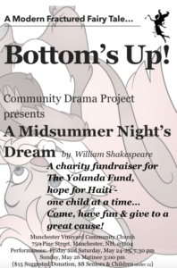 Bottom's Up - A Midsummer Night's Dream @ Manchester Vineyard Community Church | Manchester | New Hampshire | United States