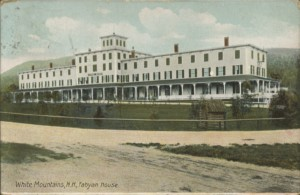 The Grand Resort Hotels of the White Mountains: Architecture, History, and the Preservation Record @ Museum of the White Mountains | Plymouth | New Hampshire | United States