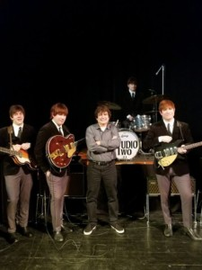 StudioTwo - A Beatles Tribute @ Hampton Falls Bandstand