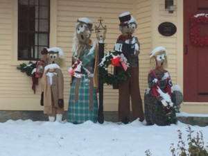 1000 Scarecrows @ Chester, NH Historical Society | Chester | New Hampshire | United States