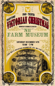 Victorian Christmas @ NH Farm Museum | Milton | New Hampshire | United States
