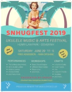 SNHUGFEST 2019 @ Henry Law Park (south lawn) | Dover | New Hampshire | United States