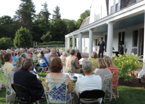 Opera North Veranda Concert at The Fells @ The Fells | Newbury | New Hampshire | United States