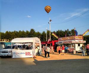 Hillsboro Balloon Fest and Fair @ Grimes Field | Hillsboro | New Hampshire | United States